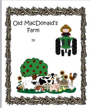 Farm Unit: Math and Literacy for Kindergarten