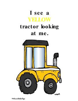 Farm Unit: Red Tractor