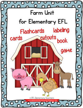 Farm Unit Resources for the Elementary ESL