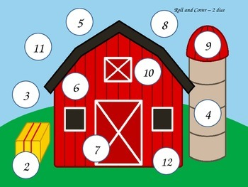 Farm Unit Roll a Dice Center