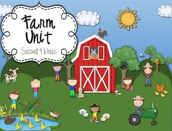 Farm Unit Second 9 Weeks BUNDLE