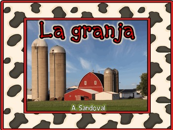 Farm Unit in Spanish La granja