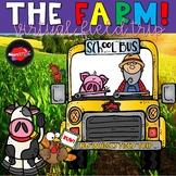 Farm Virtual Field Trip for Google Slides: Distance Learni