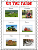 Farm Vocabulary!