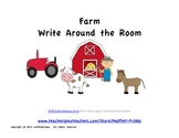 Farm Write Around the Room