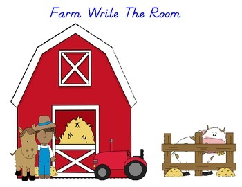 Farm Write The Room