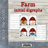 Farm Write the Room Digraphs