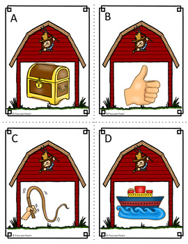 Farm Write the Room Digraphs