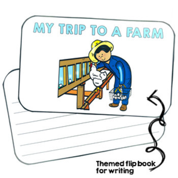 Farm Writing Activity