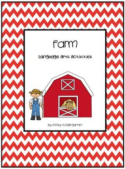 Farm Writing & Language Arts Activities
