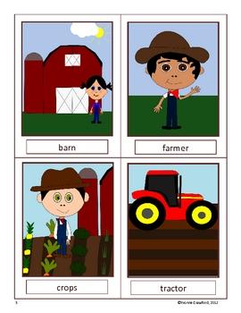 Farm Writing Centers