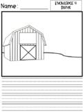 Farm Writing for CKLA Kindergarten Farms