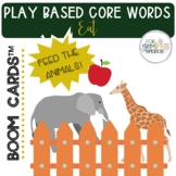 Play Based Early Intervention Core Word Eat Speech Therapy