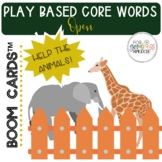 Play Based Early Intervention Core Word Open Speech Therap