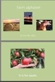 Farm alphabet reading bundle