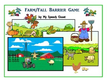 Farm and Fall Barrier Game