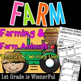 Farm Farm Animals | Distance Learning