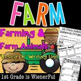 Farm Farm Animals   Distance Learning