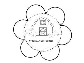 Farm and Zoo Animal Flip Books