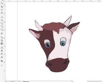 Farm clipart, farm animals clipart, farm SVG, watercolor farm with pig,  cow, hor