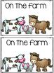Farm emergent readers