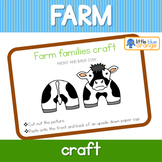 Farm animal families craft