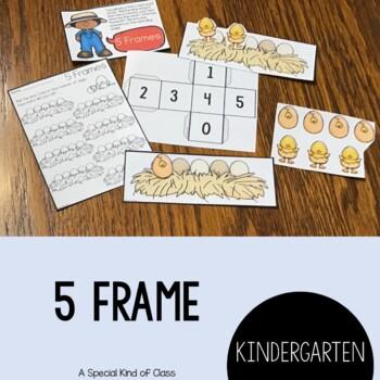 Farm five and ten frames