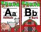 Farm Friends Alphabet Posters