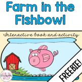 Farm in the Fishbowl Interactive Book FREEBIE!
