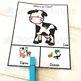 Farm v Ocean Animal Sorting Categories Task Cards