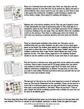 Farmer Activity Set / Worksheets + Flashcards