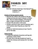 Farmer Boy Novel Study Project