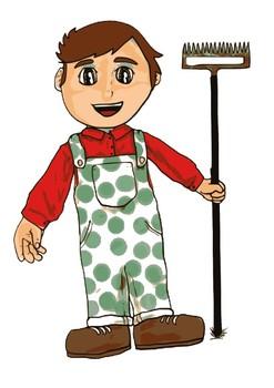 Farmer Boy by Laura Ingalls Wilder Word Search