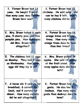 Farmer Brown Farm Unit