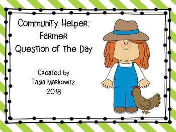 Community Helper: Farmer