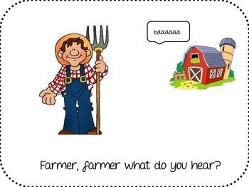 Farmer, Farmer What Do You Hear?