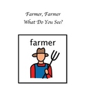 Farmer, Farmer What Do You See? Interactive Book
