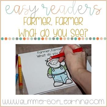 Farmer, Farmer, What do you see?