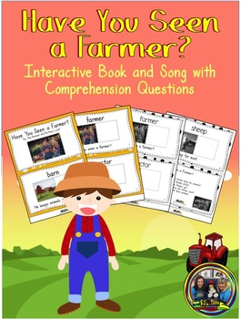 Farmer Interactive Book and Song