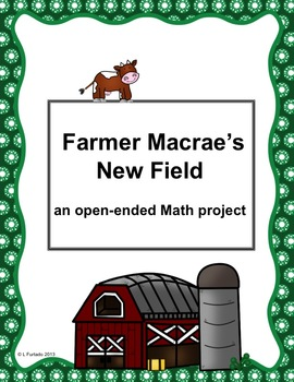 Farmer Macrae's New Field - an open-ended Math project