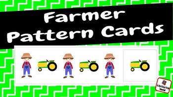 Patterns: Farmer Pattern Cards