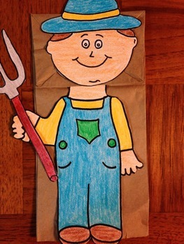 Farmer Puppet