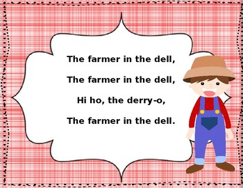 Farmer in the Dell: An Interactive Circle Game