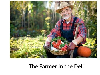 Farmer in the Dell power point