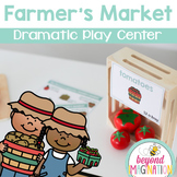 Farmer's Market Dramatic Play