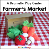 Farmer's Market Dramatic Play Center