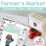 Farmer's Market Dramatic Play Mini Bundle