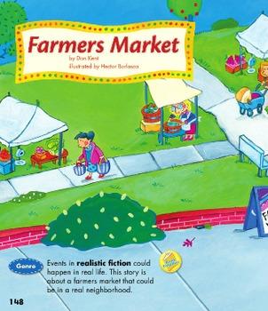 Farmer's Market Flipchart