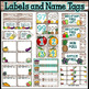 Farm Market Themed Classroom Decor Pack (Fruit and Vegetable)⭐Editable!⭐
