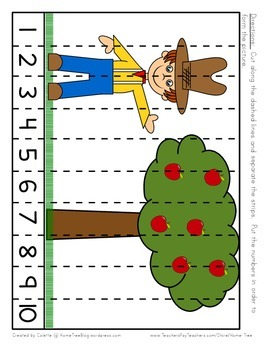 Farmer's Apples Number Puzzle